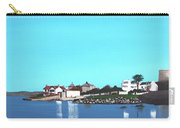 Reflections At Sandycove Carry-all Pouch