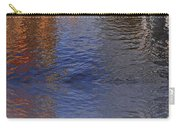 Reflection In Canal Carry-all Pouch