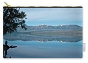 Reflection In Lake Mcdonald In Glacier National Park-montana Carry-all Pouch