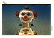 Reflection Of A Clown Carry-all Pouch