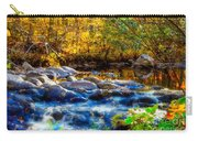Reflection Of Autumns Natural Beauty Carry-all Pouch