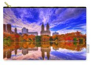 Reflection Of City Carry-all Pouch