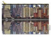 Reflection Of Downtown Nyc Carry-all Pouch