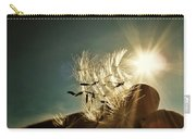 Reflection Of The Sun Carry-all Pouch
