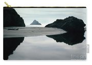 Reflection On Bixby Beach Big Sur California By Pat Hathaway Carry-all Pouch