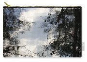 Reflection On Sweet Water Strand Carry-all Pouch