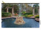 Reflection Pond At Ravine Gardens State Park Carry-all Pouch