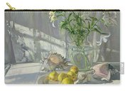 Reflections And Shadows  Carry-all Pouch by Timothy  Easton