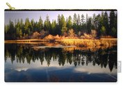 Reflections At Grace Lake Carry-all Pouch