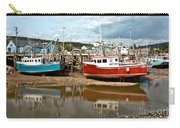 Reflections At Low Tide Carry-all Pouch
