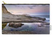 Reflections At Plomo Beach Carry-all Pouch
