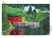 Reflections Carry-all Pouch by Barbara Griffin