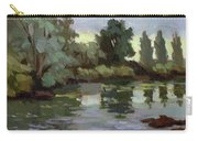 Reflections Duwamish River Carry-all Pouch
