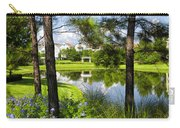 Reflections In A Tranquil Pond Carry-all Pouch