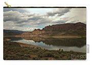 Reflections In Blue Mesa Carry-all Pouch