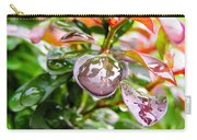 Reflections In Raindrops Carry-all Pouch