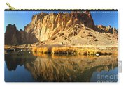 Reflections In The Crooked River Carry-all Pouch