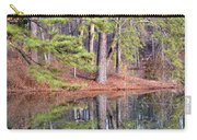 Reflections In The Pines Carry-all Pouch