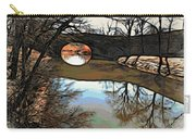 Reflections In The Water Carry-all Pouch