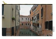 Reflections In Venetian Canal Carry-all Pouch