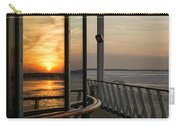 Reflections Of A Chesapeake Sunset Carry-all Pouch