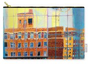 Reflections Of A City Carry-all Pouch