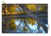 Reflections Of A Pond 2 Carry-all Pouch