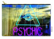 Reflections Of A Psychic Carry-all Pouch