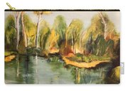 Reflections Of Age Thirteen Carry-all Pouch