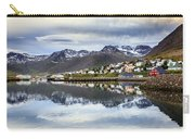 Reflections Of Iceland Carry-all Pouch