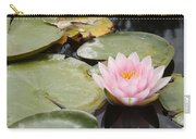 Reflections Of Lily Carry-all Pouch
