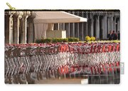 Reflections Of Saint Mark's Square -day Carry-all Pouch