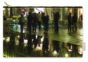 Reflections Of Saint Mark's Square-night Carry-all Pouch