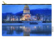 Reflections Of The West Virgina Capitol Building Carry-all Pouch