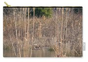 Reflections Of Winter Past 2014 Carry-all Pouch