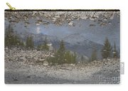Reflections On A Mountain Stream Carry-all Pouch