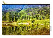 Reflections On A Summer Day - Vail - Colorado Carry-all Pouch