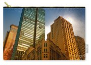 Reflections On Buildings Nyc Carry-all Pouch
