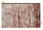 Reflections On Lake Trafford Carry-all Pouch