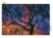 Reflections On Mood Indigo Carry-all Pouch