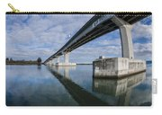 Reflections On Samoa Bridge Carry-all Pouch
