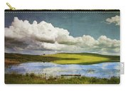 Reflections On Watership Down Carry-all Pouch