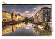 Reflections Over Ghent Carry-all Pouch
