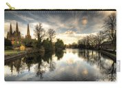 Reflections Over Lichfield Carry-all Pouch