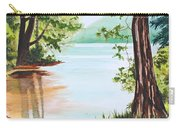 Reflections At Cowans Gap Carry-all Pouch