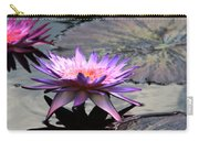 Dark Water Reflections Carry-all Pouch