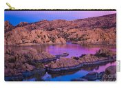 Reflective Good Morning Carry-all Pouch