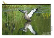 Reflective Loon Carry-all Pouch