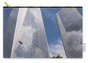 Reflective Skyscrapers Carry-all Pouch