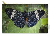 Regal Blue Butterfly Carry-all Pouch